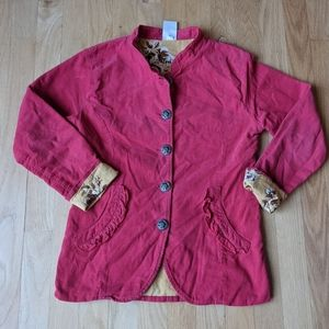 Persnickety Corduroy Jacket